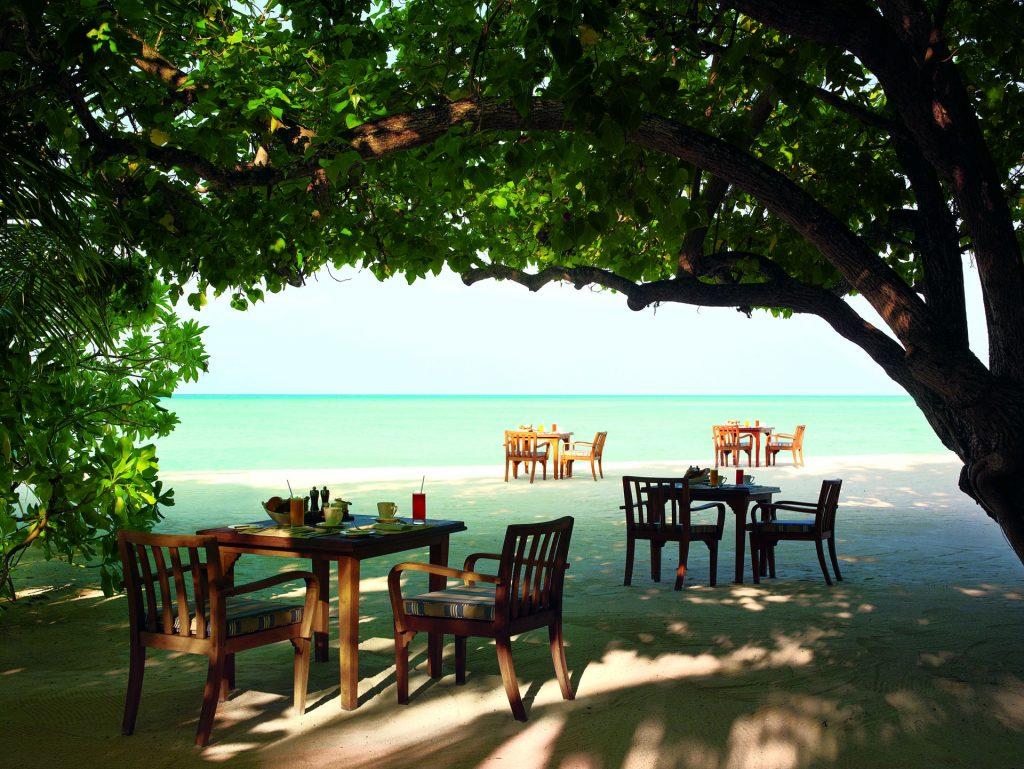 Taj Exotica Resort and Spa Maldives - Luxury Inspire Me Travel