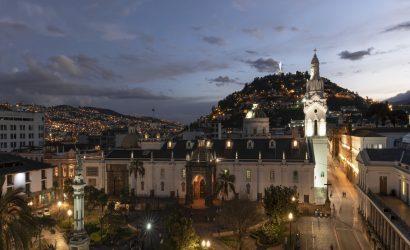 Ecuador Multisport Adventure