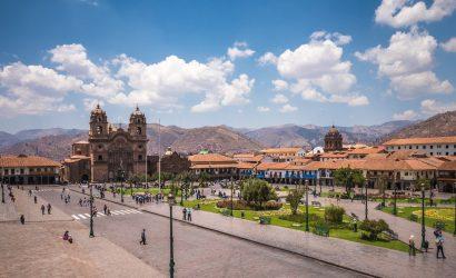 Indulgent Luxury Peru & Galapagos