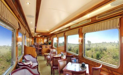 Indulgent Luxury South Africa with the Blue Train