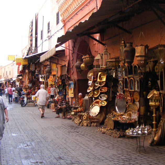 Marrakesh & The Atlas Mountains