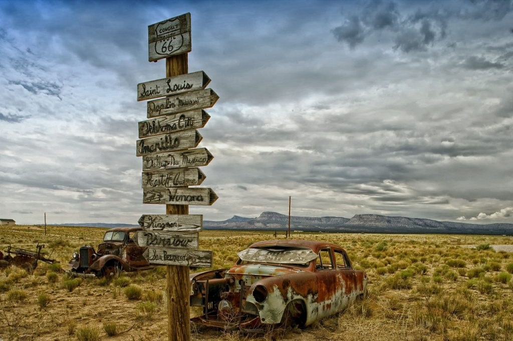 Route 66 Self Guided Motorcycle Tour_3