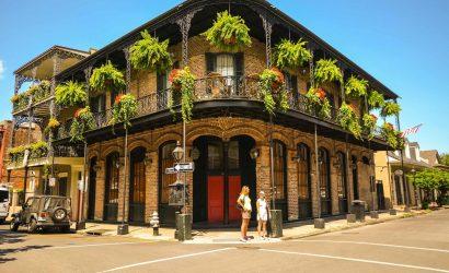 New Orleans and Riviera Maya cruise