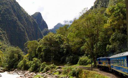 Peru Machu Picchu and the Andes by Rail